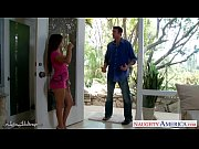 Picture Sexy latina Jynx Maze ride anally a large di...