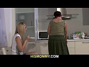Picture Older mom eats her son's girlfriend cun