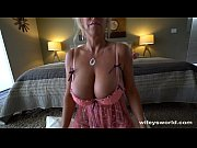 Picture Wifey Strokes Huge Cum Shot Into Her Mouth