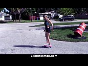 Picture ExxxtraSmall - Adult bitch Skater Young Girl...