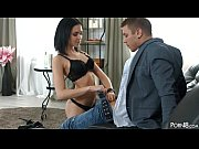 Picture Petite russian brunette Sheri Vi with her fu...