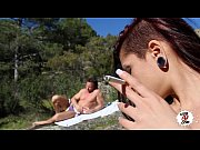 Picture El sueno de Aris Dark - Spanish girl having...