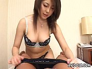 Picture Asian handjob with a pinch of a titty fuck