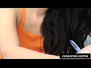 Picture Young Girl 18+ cutie Stella finger and finge...