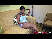 Picture Black Young Girl 18+ sucks in pov