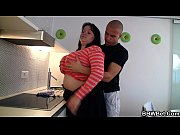 Picture Huge titted bitch is banged at the kitchen