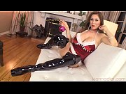 Picture Kianna Dior - Xmas Ball Sucking