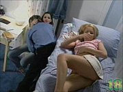 Picture Two Naughty Young Girl 18+ In Threesome Fuck...