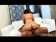 Picture Oiled phatbooty jizzed after doggystyle fuck