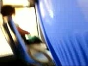 Picture Dick flashing to exciting woman in the bus