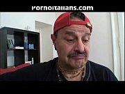 Picture Ragazza Bionda porcella fa pompino a vecchio...