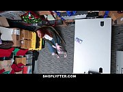 Picture Shoplyfter - RedHeaded Cutie Pays Price For...