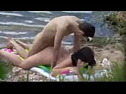 Picture Young couple making sex on the beach
