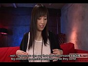 Picture Japanese Azusa Nagasawa fishnet dress subtit...