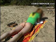 Picture Sexy Young Girl 18+ nude at beach