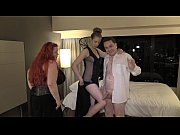 Picture Ballbusting lesson: Lady Victoria NYC and Mi...