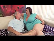 Picture Fat 'n' stacked Lady Lynn gets her...