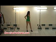 Picture Real czech amateur chick behind the scene