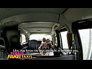 Picture Female Fake Taxi Lesbians have pussy licking...