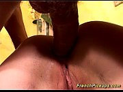 Picture French Young Girl 18+ picked up for first an...