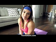 Picture CFNMTeens - Hot Brunette Fucked In Yoga Pant