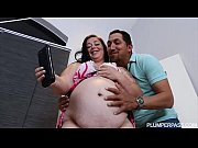 Picture Pregnant BBW Vanessa London Fucks Hubbys Bes...