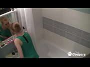 Picture Hidden Camera In Bathroom Catches MILF Mastu...