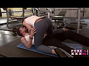 Picture PURE XXX FILMS Gym sex is the best workout