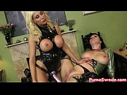 Picture Puma Swede Gives Spanking and Strapon Fuckin...