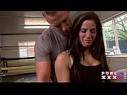 Picture PURE XXX FILMS Athina Loves the Gym