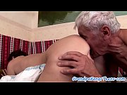 Picture Cute Young Girl 18+ banged after grandpa lic...