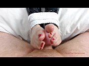Picture Amazing footjob by catwoman