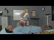 Picture Horny nurse Riley Evans riding dick
