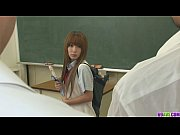 Picture Two Guys Fuck Sana Anju Tight Holes In Class
