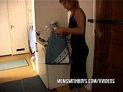 Picture Stepmom Helps Young Boy Getting Hard
