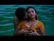 Picture Hot Mamatha romance with boy friend in swimm...