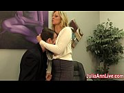 Picture Julia Ann Milks Stepson before his Date