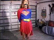 Picture Supergirl hanging