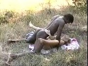 Picture African Bull fucks wife with cuckoldhusband