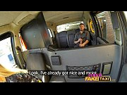 Picture Female Fake Taxi She'll take you all th...