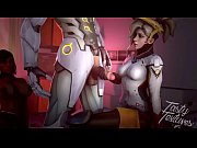 Picture Overwatch - Mercy gif Collection 1