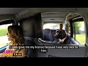 Picture Female Fake Taxi Three exciting sessions and...