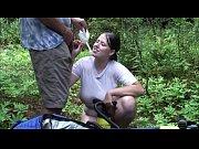 Picture Busty BoobieKat great outdoor wet T-Shirt an...