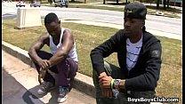 White Boy Power Bottoms in Black Gang Bang 17