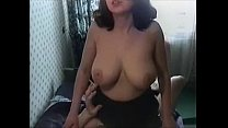 fuck and didoing milf russian Busty