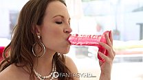 HD - FantasyHD Deep throat master Lily Love sho...