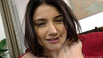 Cute teen Adria Rae Blowjob