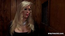 Milf Rebecca Moore is Fucked by the Priest in I...