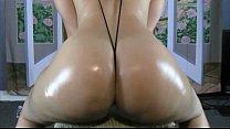 1 shaking booty butt Big