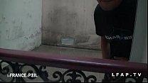 Jeune petite cochonne amatrice bbw baisee en pov dans un appart